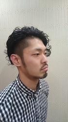 ルードスタイル|美容室COCO design 清澄白河店のメンズヘアスタイル