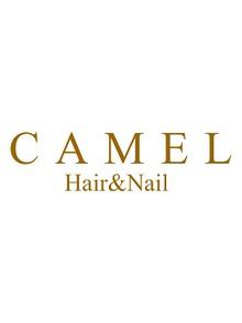 Hair&Nail CAMEL  | ヘアーアンドネイル キャメル  のロゴ