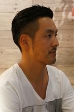 祭り仕様ツーブロックショート|Hair Design entier のメンズヘアスタイル
