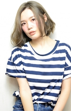 朝が楽なナチュラルボブ★|hair design cheerfulのヘアスタイル