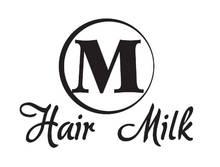 Hair Milk  | ヘアーミルク  のロゴ