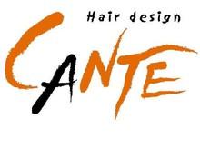 CANTE 南浦和店    チャンテ ミナミウラワテン  のロゴ