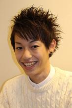 シンプルショート 髪質改善×ハーブマジックPensieroのメンズヘアスタイル