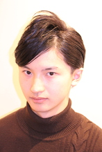 スマートショート 髪質改善×ハーブマジックPensieroのメンズヘアスタイル