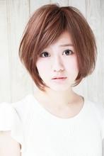 大人可愛いショートstyle|Hair&Make arsのヘアスタイル