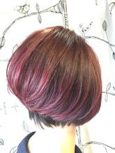 ★前下がりボブ★|yasoのヘアスタイル