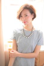 華やかスイートボブ|Dilla 西川口店のヘアスタイル