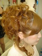 盛り盛りカール|COCO-b-salon 銀座店のヘアスタイル