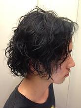 モード2ブロック|Rhizome 新小岩店のメンズヘアスタイル