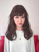 フレアウェーブ|Rhizome 新小岩店のヘアスタイル