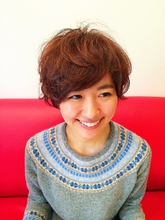 ○FUNNYSHORT○|Rhizome 新小岩店のヘアスタイル