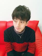 ショートマッシュ|Rhizome 新小岩店のメンズヘアスタイル