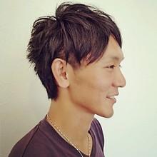 ソフト2ブロック|TIARE hair resortのメンズヘアスタイル
