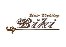 Hair Yielding BIKI  | ヘアイールディング ビキ  のロゴ