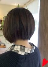 楽にまとまるボブ|Hair Yielding BIKIのヘアスタイル