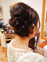 オトナ女子 ヘアセット|EVAH FACEのヘアスタイル