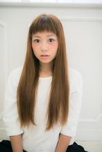 ツヤストレート|Brella hair designのヘアスタイル