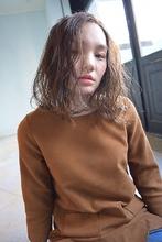 ウェットルーズウェーブ|BAROQUEのヘアスタイル