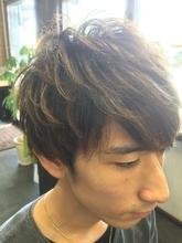 ナチュラルメンズスタイル☆|和み。KAMIBIYORIのメンズヘアスタイル