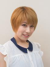 Cutieショートボブ|hair atelier BoB.のヘアスタイル