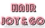 HAIR JOY&GO  | ヘア ジョイアンドゴー  のロゴ