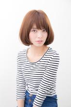 ツヤボブ|hair make passage 相模大野店のヘアスタイル