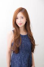 大人ニュアンスウェーブ|hair make passage 相模大野店のヘアスタイル