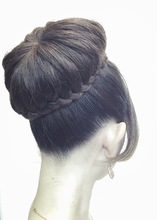 編み込みアップ|Rochefort hairのヘアスタイル