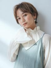 〈MONET〉エレガントショート 光×影|Claude MONET 吉祥寺店のヘアスタイル