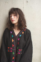 〈MONET〉ノームコアボブ 光×影 Claude MONET 吉祥寺店のヘアスタイル