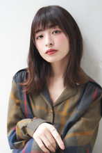 〈MONET〉シースルーショート 光×影|Claude MONET 吉祥寺店のヘアスタイル