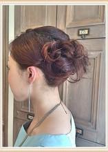アレンジ ZOLA hairのヘアスタイル