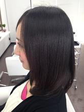 ナチュラルストレート|macro hairのヘアスタイル