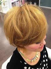 旬のおすすめショート|macro hairのヘアスタイル