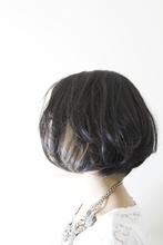 ムーディボブ Alo hair designのヘアスタイル