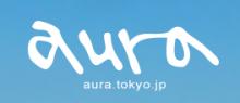 aura  | アウラ  のロゴ