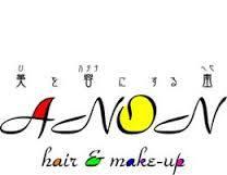ANON 美を容にする室    アノン ビヲカタチニスルヘヤ  のロゴ