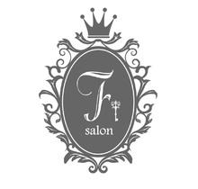 f salon  | エフサロン  のロゴ