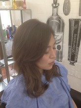 大人女子の王道スタイル!!ミディアムレイヤー!!|Beauty Studio CRAFT 目白のヘアスタイル