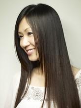 縮毛矯正 M&Co.のヘアスタイル