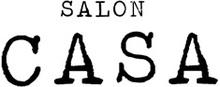 CASA  | カーサ  のロゴ