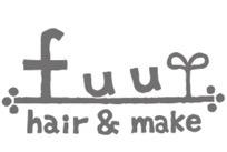 hair&make fuu  | ヘアーアンドメイク フウ  のロゴ
