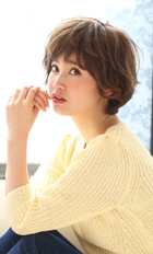 【Luxian】春夏ショート|LUXIANのヘアスタイル