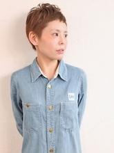 ナチュショート♪|Asia 本店のヘアスタイル