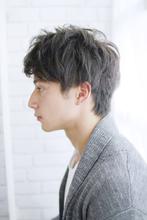 カジュアルパーマ|ZU-LU 新城店のメンズヘアスタイル