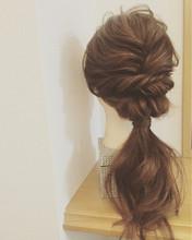 お出かけhair|etanaのヘアスタイル