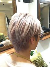すっきり☆ショートスタイル|etanaのヘアスタイル