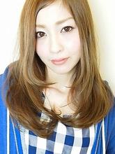 流しバング大人スタイル|DADA Hair Salonのヘアスタイル