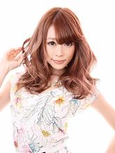 ふんわりデジパー|hair salon JOJOのヘアスタイル