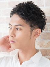 ハードパーマ|hair salon JOJOのメンズヘアスタイル